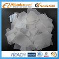 fabricación de sosa cáustica, escamas de sosa cáustica 99% 98%, hidróxido de sodio para la fabricación de jabón / la fabricación