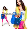 Decorativos de la moda bolsa de plástico, la bolsa de pvc