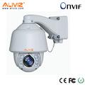 Zoom optico de 20x HD1080p 2.0MP seguridad camara PTZ IP Camara IP PTZ, seguimiento automatico