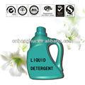 efecto brillante blanco blanqueador de lavandería detergente líquido