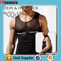 Imagens de amostra grátis de homem colete transparente Penis Sexy Underwear Manview M01-5