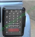 luz de la cola y el tipo de tipo de lámpara led lámpara led de cola para el jeep wrangler un año de garantía