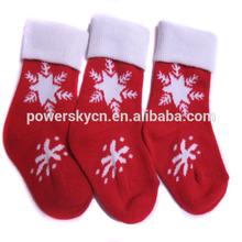 venta caliente de la moda calcetines de bebé de algodón calcetines