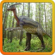 lifesize vivo de dinosaurio mecánico