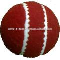 marca de peso ligero de la práctica de tenis de bola de color rojo