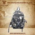 high school mochilas militares de estilo para la venta