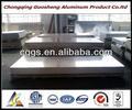 pe/pvdf couleur feuille d'aluminium enduit 1 er 3,5,8 série (l'épaisseur 0.2-4.0mm,la longueur200-2000mm)