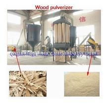 De madera de la máquina de reciclaje/reciclar la madera de la máquina para hacer wpc producto
