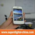 China, teléfono Android con 3G cámara dual 4'' pantalla táctil IPS