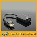 al por mayor displayport1.2 hdmi1.4 rayo para adaptador de cable para hdmi1.4 dp1.2