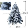 Nieve árbol de Navidad