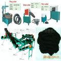 Máquina de reciclaje de neumáticosji