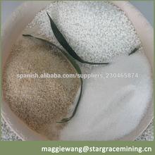 Sulfato de amoníaco y de acero de grado capro( cristal en polvo granular)