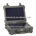 de litio de la batería portátil de pequeño tamaño del sistema solar panel fuera de la red
