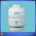Xinbo YDS20, 20L, el tanque de nitrógeno líquido LN2, envase criogénico