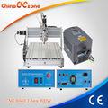 Fresadora de control numérico CNC 6040Z-S65J V2 3axis 800w