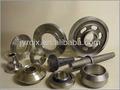de alta precisión de aluminio de forja en frío de metal proceso de la forja