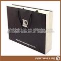 Luxo saco de papel de presente saco fl-k-0966, fazer na china