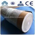 algodón entrelazado rollo de lana 100 % puros algodón blanqueados, absorbencia mayor con certificado ce iso 13485