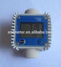 Smlcarpeta 0.00-999.00 químico del agua del medidor de flujo