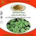 epimedium grandiflorum extracto en polvo