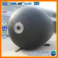 Inflable marina/defensa de goma neumática, defensa de goma para el barco