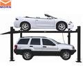 hidráulico de cuatro postes de elevación para el coche