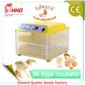 2014 Novo modelo melhor preço de codorna preços incubadora de ovos controlador de temperatura e umidade