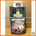Energy saving coconut shell charcoal briquette