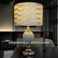 2013 alta- final estilo americano lâmpada de tabela, italiano artesanato abajur de vidro