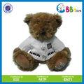 oso de peluche de felpa mochila de peluche oso para las ventas