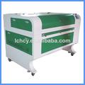 máquina de corte a laser para artesanato em madeira/laser de CO2 máquina de corte de madeira/cortador de vidro do laser