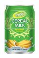 el sabor del plátano de leche de cereales