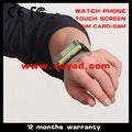 Mejor entrada de la pantalla táctil de la calidad 2013 del nuevo reloj teléfono