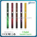 Macrofar nuevo hookah narguile portable pluma desechable hookah e para 2013 con batería electrónica shisha hookah e