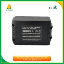 makita BL1830 aceptar personalizar 18v batería de 3 ah