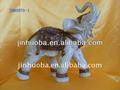 2014 decorativos hechos a mano de resina estatua de elefante para la venta