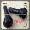 TR413 válvula del neumático / del neumático de coche de la válvula / válvula del neumático