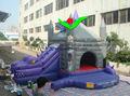 Gorila inflable combo Don Quijote Lona de PVC juegos para niños 2014