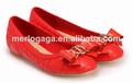 2014 Llegada de un nuevo gran calidad artesanal moda zapatos planos para las mujeres zapatos seguridad