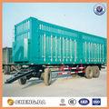 trailer completo con la pared lateral de la caja de carga para la venta