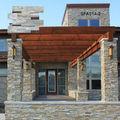 Exterior e interior revestimiento de piedra para la decoración de la casa
