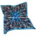 Top designer 100% foulard de soie pour les femmes
