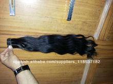 pelo remy indio virgen exportador y proveedor en la india