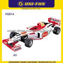 UNI-FUN Huanqi HQ514-10 1:8 rc coche de carreras de f1 con batería recargable del rc de los juguetes