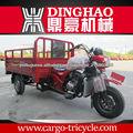 Dinghao novo estilo de scooter triciclo de carga para a venda