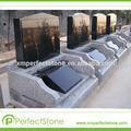 pierres tombales et monuments funéraires en granit noir de shanxi décorations