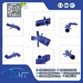 flexível de silicone de alta temperatura mangueira de borracha
