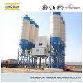 HZS50 planta estacionaria de mezcla de hormigón