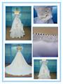 de novia vestido de novia de estilo wd022